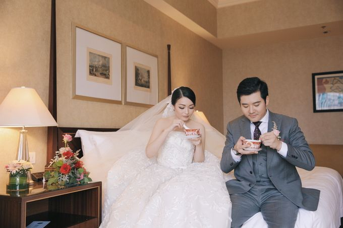 Wedding of Nick Christine by DONNY LIEM The Make Up Art - 014