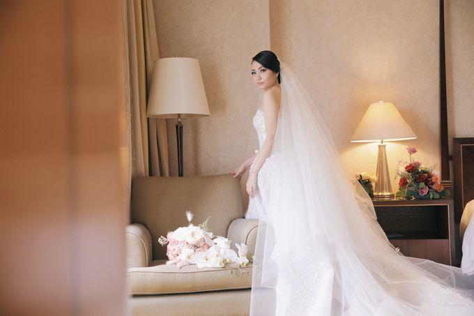 Wedding of Nick Christine by Finest Organizer - 039
