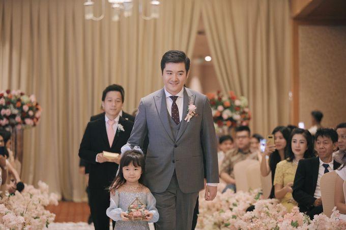 Wedding of Nick Christine by Finest Organizer - 042