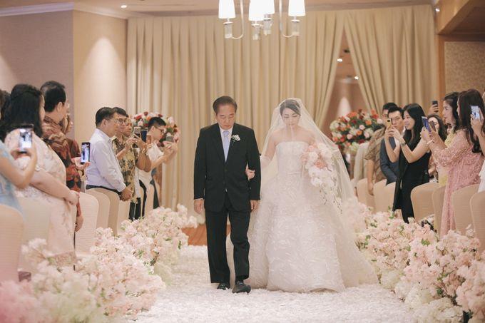 Wedding of Nick Christine by Finest Organizer - 032