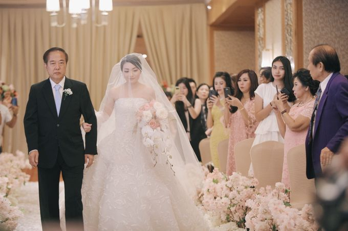 Wedding of Nick Christine by Finest Organizer - 030