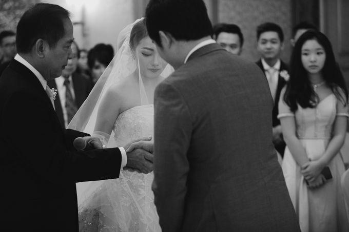 Wedding of Nick Christine by Finest Organizer - 020