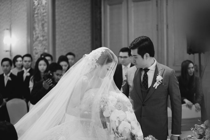 Wedding of Nick Christine by Finest Organizer - 029
