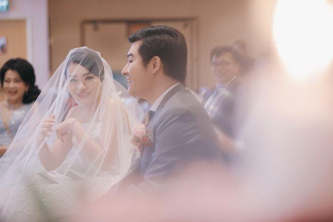 Wedding of Nick Christine by Finest Organizer - 005