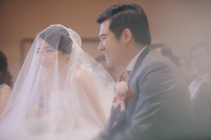 Wedding of Nick Christine by Finest Organizer - 006