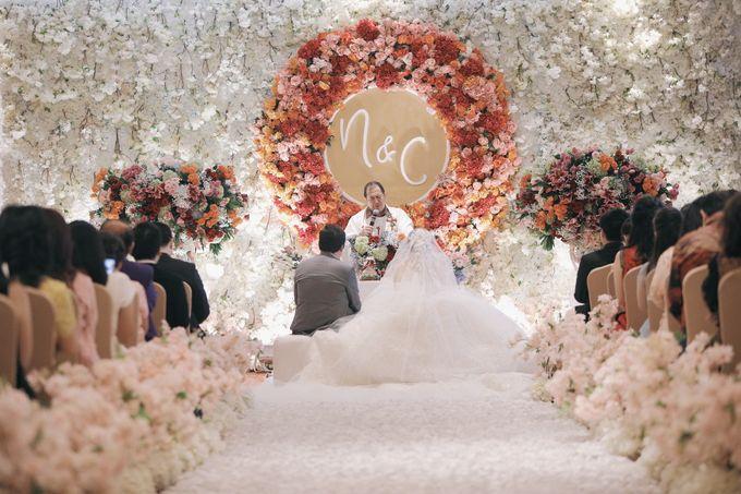 Wedding of Nick Christine by Finest Organizer - 008