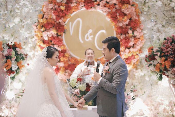 Wedding of Nick Christine by Finest Organizer - 009