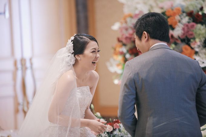 Wedding of Nick Christine by DONNY LIEM The Make Up Art - 002