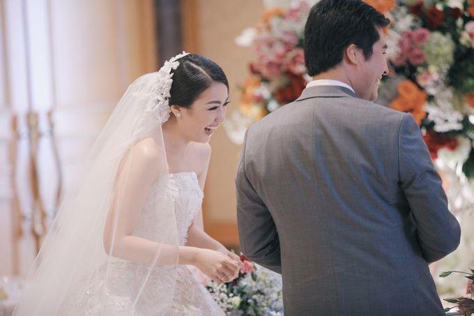 Wedding of Nick Christine by Finest Organizer - 004