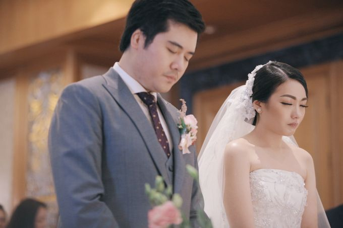 Wedding of Nick Christine by DONNY LIEM The Make Up Art - 037