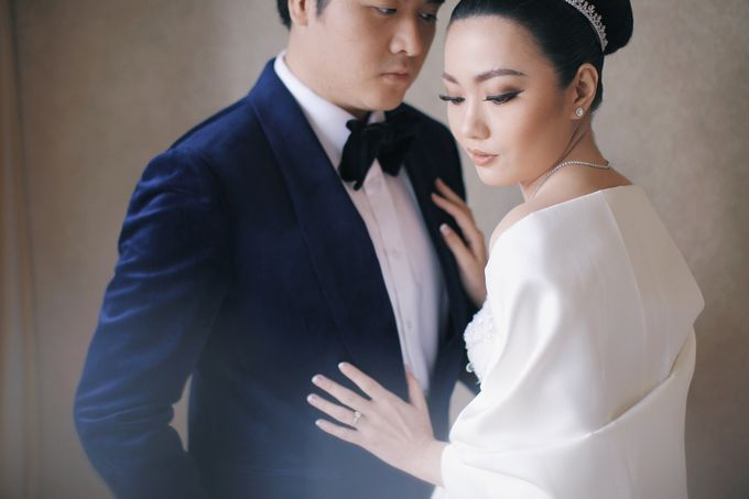 Wedding of Nick Christine by DONNY LIEM The Make Up Art - 023