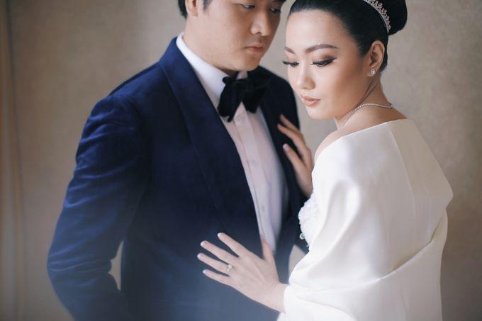 Wedding of Nick Christine by Finest Organizer - 023