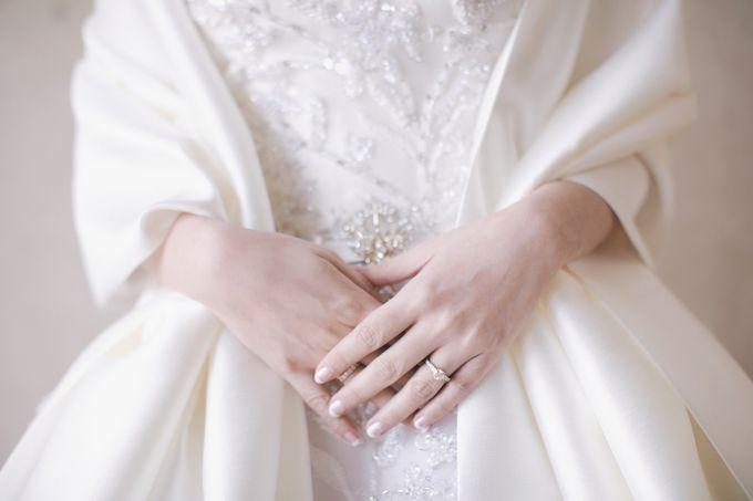 Wedding of Nick Christine by Finest Organizer - 019
