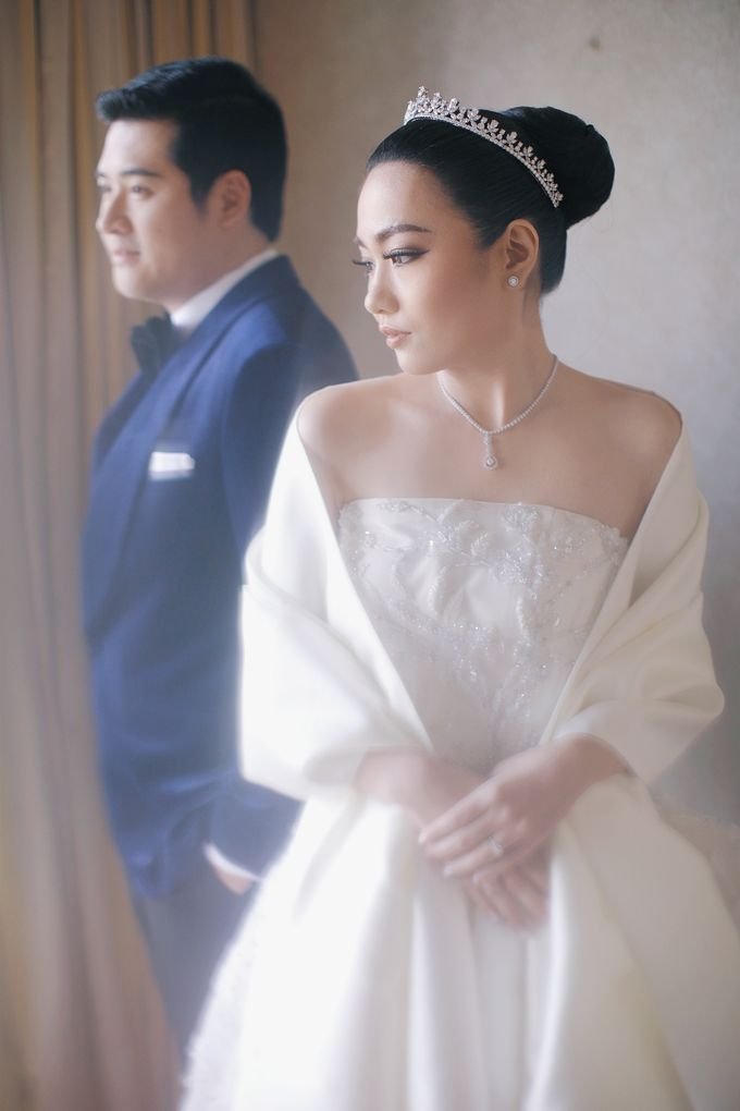 Wedding of Nick Christine by DONNY LIEM The Make Up Art - 026