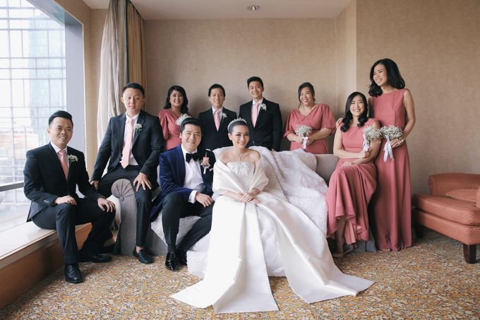 Wedding of Nick Christine by DONNY LIEM The Make Up Art - 025