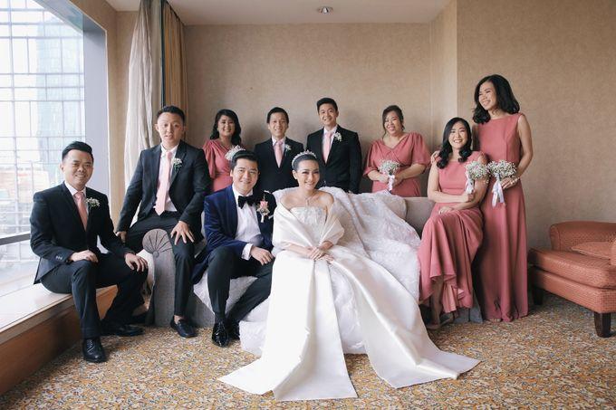 Wedding of Nick Christine by Finest Organizer - 025