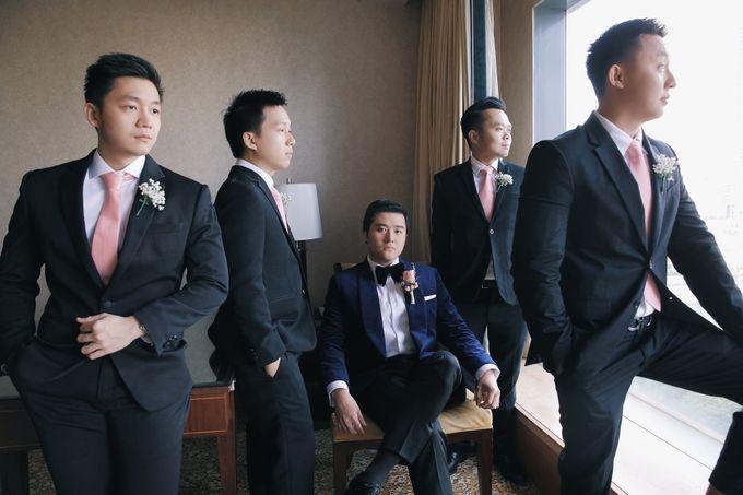 Wedding of Nick Christine by Finest Organizer - 031