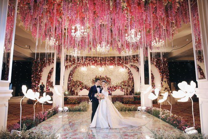 Wedding of Nick Christine by Finest Organizer - 045