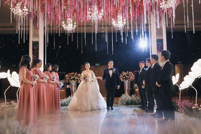 Wedding of Nick Christine by Finest Organizer - 007