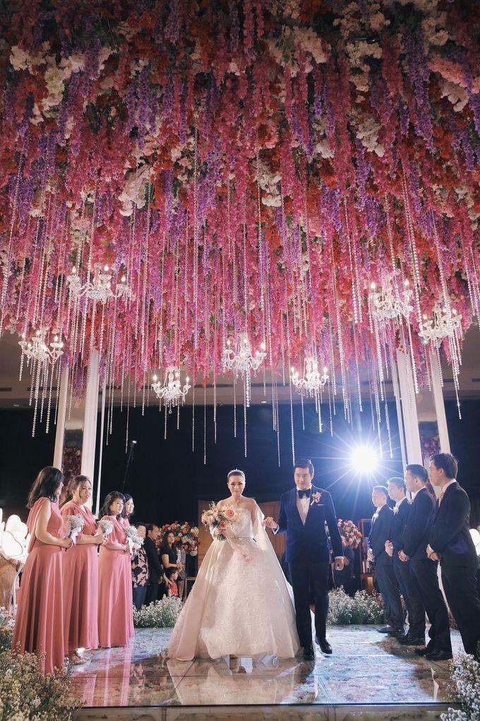 Wedding of Nick Christine by Finest Organizer - 011