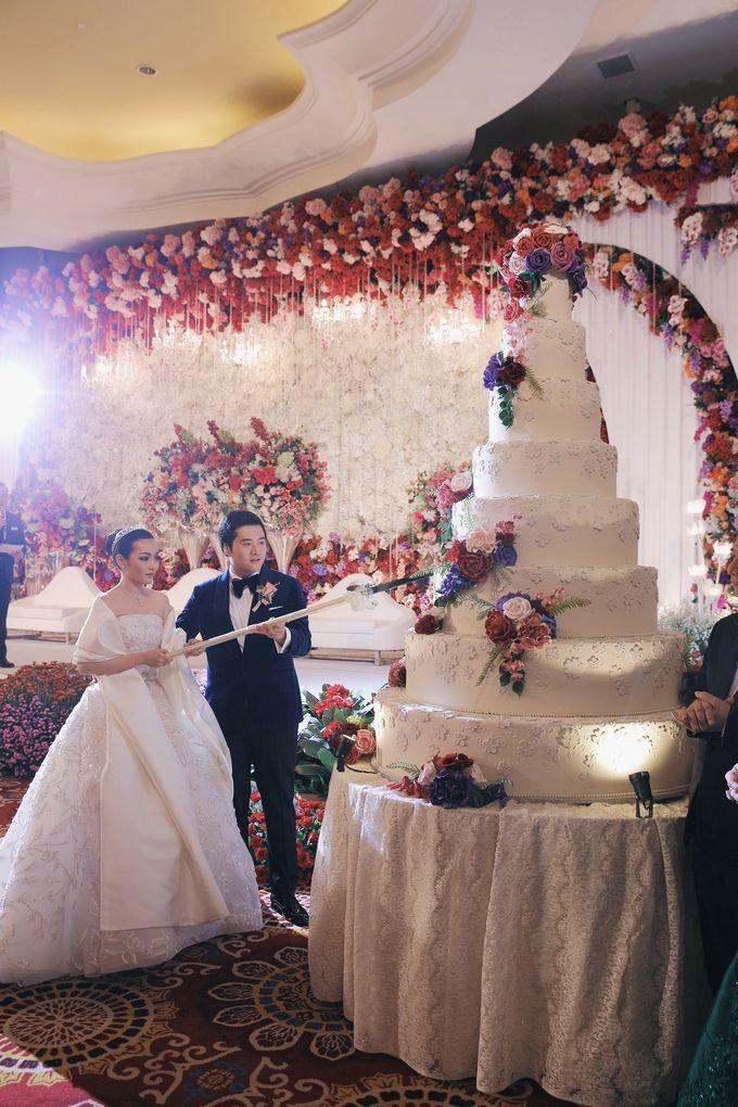 Wedding of Nick Christine by Finest Organizer - 043