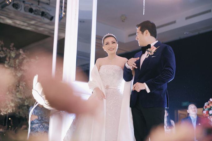 Wedding of Nick Christine by DONNY LIEM The Make Up Art - 003
