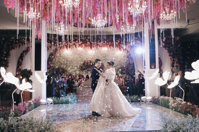 Wedding of Nick Christine by Finest Organizer - 012