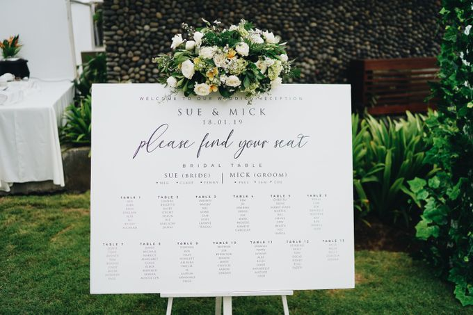 The Wedding of  Mick & Sue by PMG Hotels & Resorts - 037
