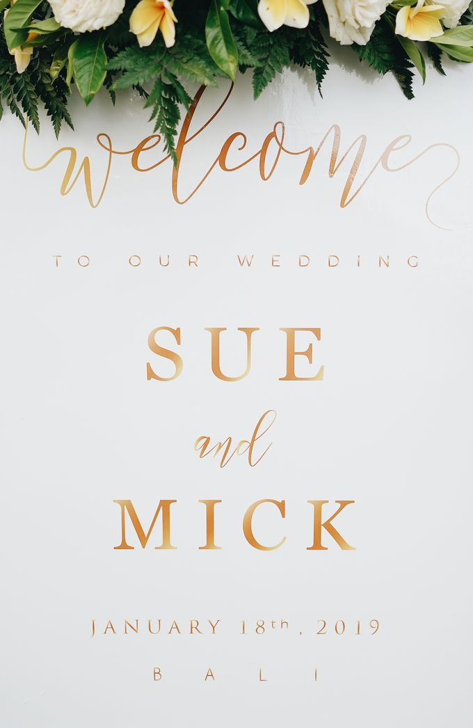 The Wedding of  Mick & Sue by PMG Hotels & Resorts - 018