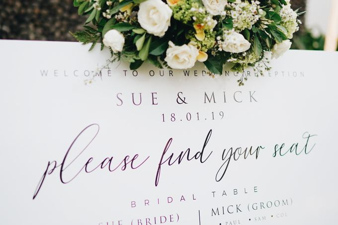 The Wedding of  Mick & Sue by PMG Hotels & Resorts - 030