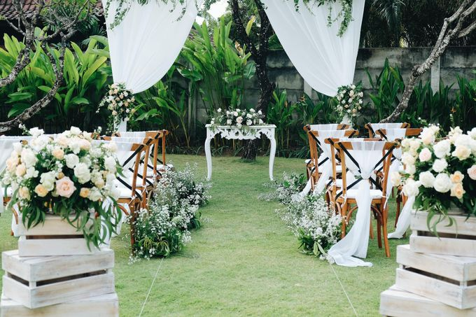 The Wedding of  Angus & Jessica by PMG Hotels & Resorts - 001