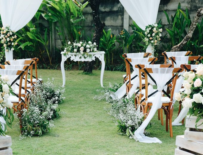 The Wedding of  Angus & Jessica by PMG Hotels & Resorts - 002