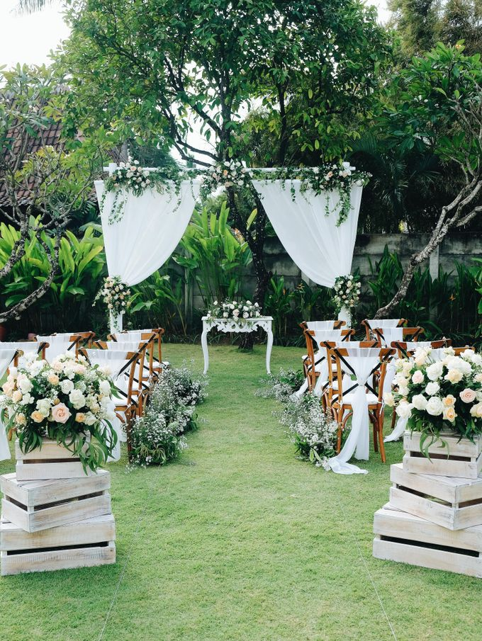 The Wedding of  Angus & Jessica by PMG Hotels & Resorts - 003