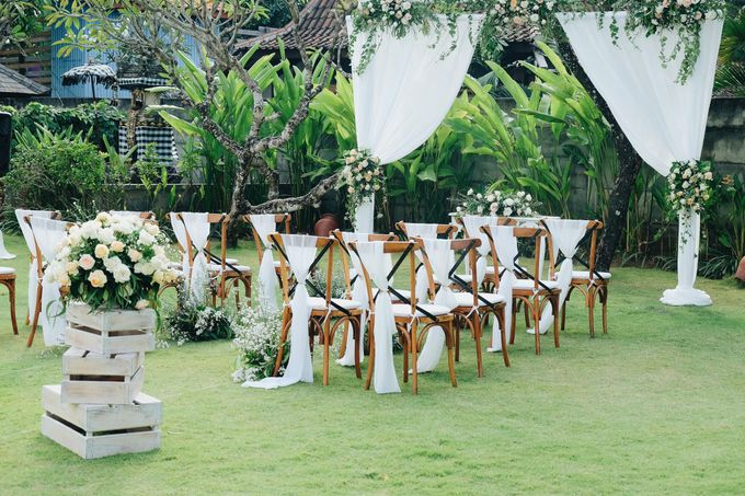 The Wedding of  Angus & Jessica by PMG Hotels & Resorts - 004