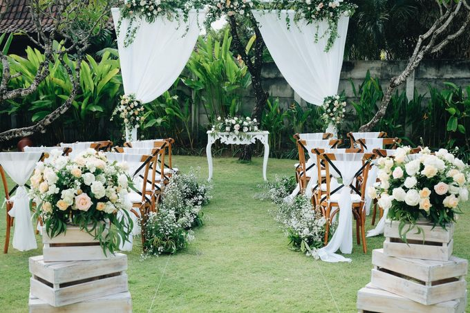 The Wedding of  Angus & Jessica by PMG Hotels & Resorts - 005