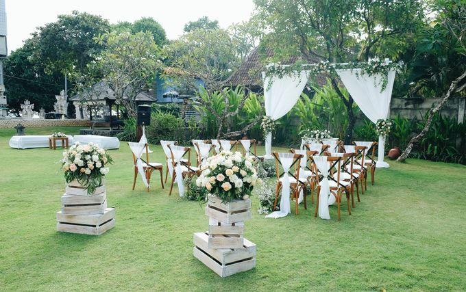 The Wedding of  Angus & Jessica by PMG Hotels & Resorts - 006