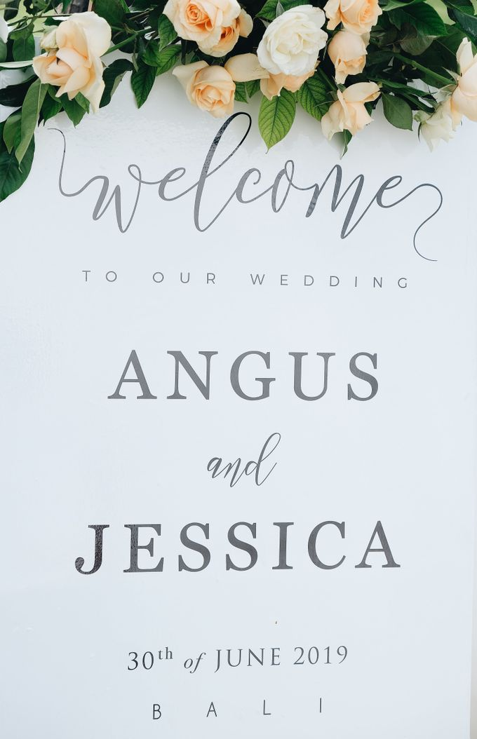 The Wedding of  Angus & Jessica by PMG Hotels & Resorts - 011