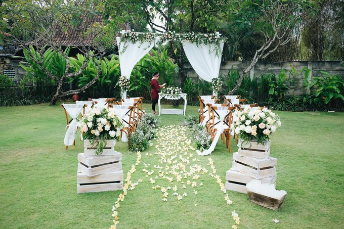 The Wedding of  Angus & Jessica by PMG Hotels & Resorts - 016