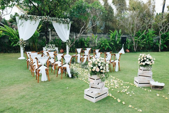 The Wedding of  Angus & Jessica by PMG Hotels & Resorts - 020