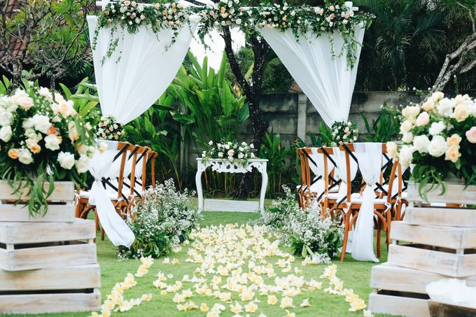 The Wedding of  Angus & Jessica by PMG Hotels & Resorts - 022
