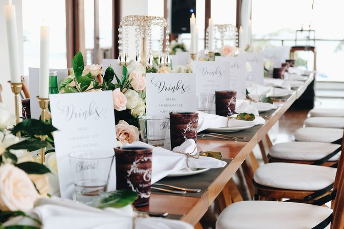 The Wedding of  Angus & Jessica by PMG Hotels & Resorts - 028