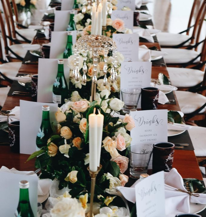 The Wedding of  Angus & Jessica by PMG Hotels & Resorts - 030