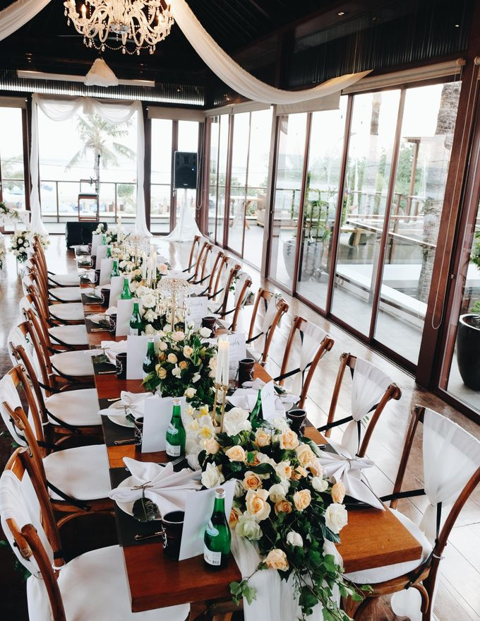 The Wedding of  Angus & Jessica by PMG Hotels & Resorts - 033