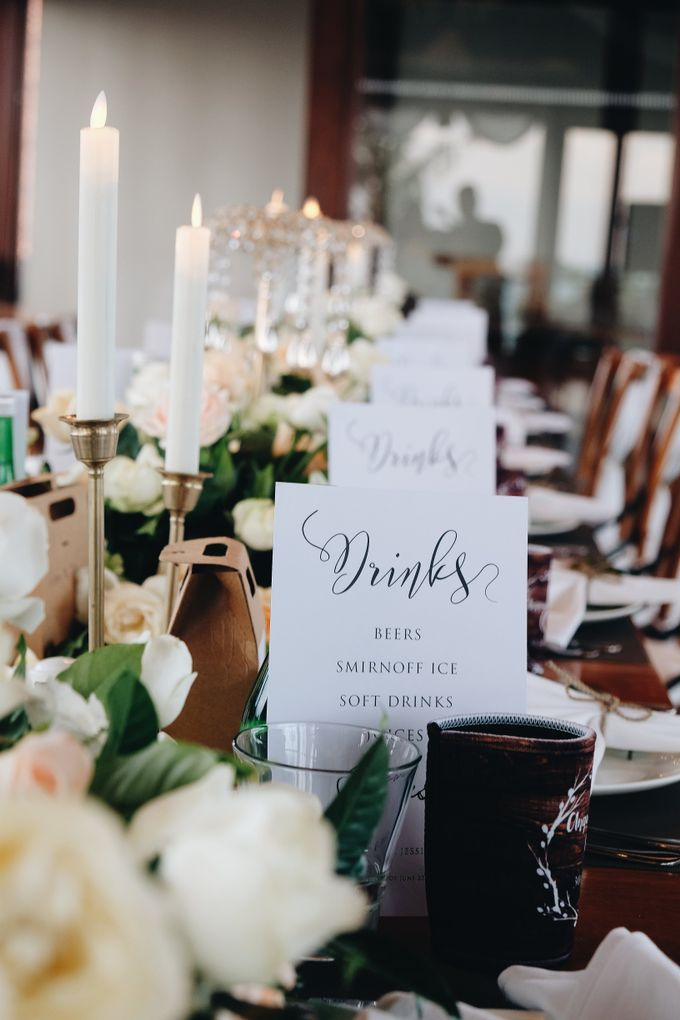 The Wedding of  Angus & Jessica by PMG Hotels & Resorts - 038