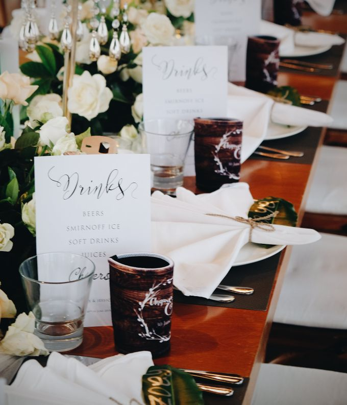 The Wedding of  Angus & Jessica by PMG Hotels & Resorts - 042