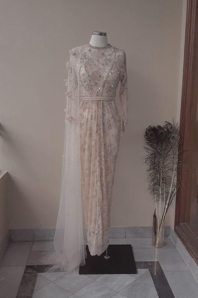 Champagne Wedding Dress by SARSA - 001