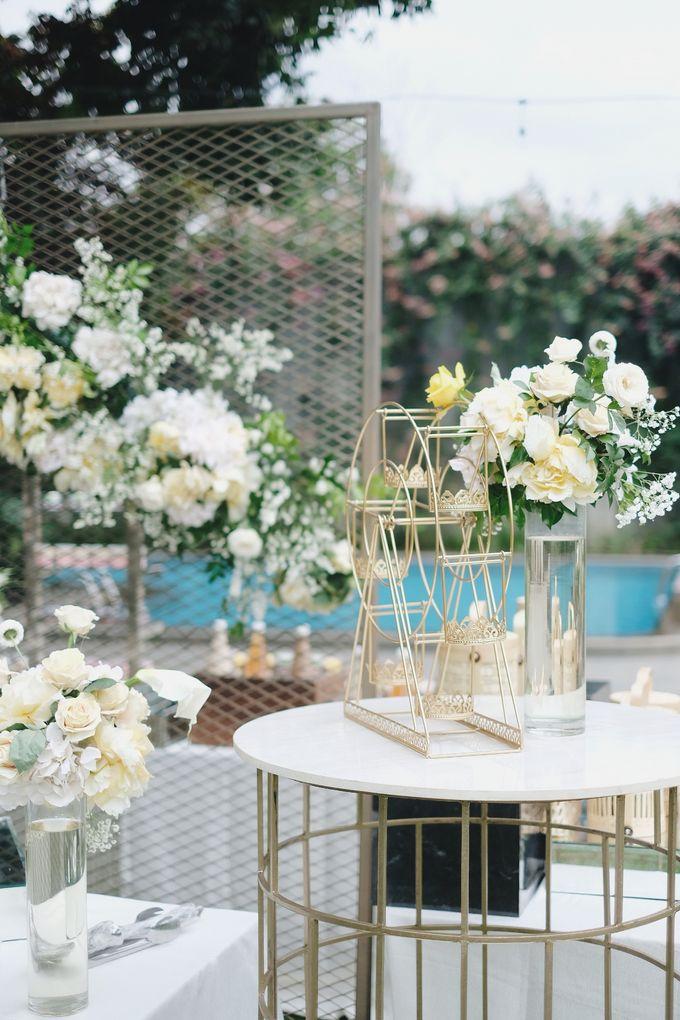 Intimate Wedding At The Manor Andara by Medina Catering - 028