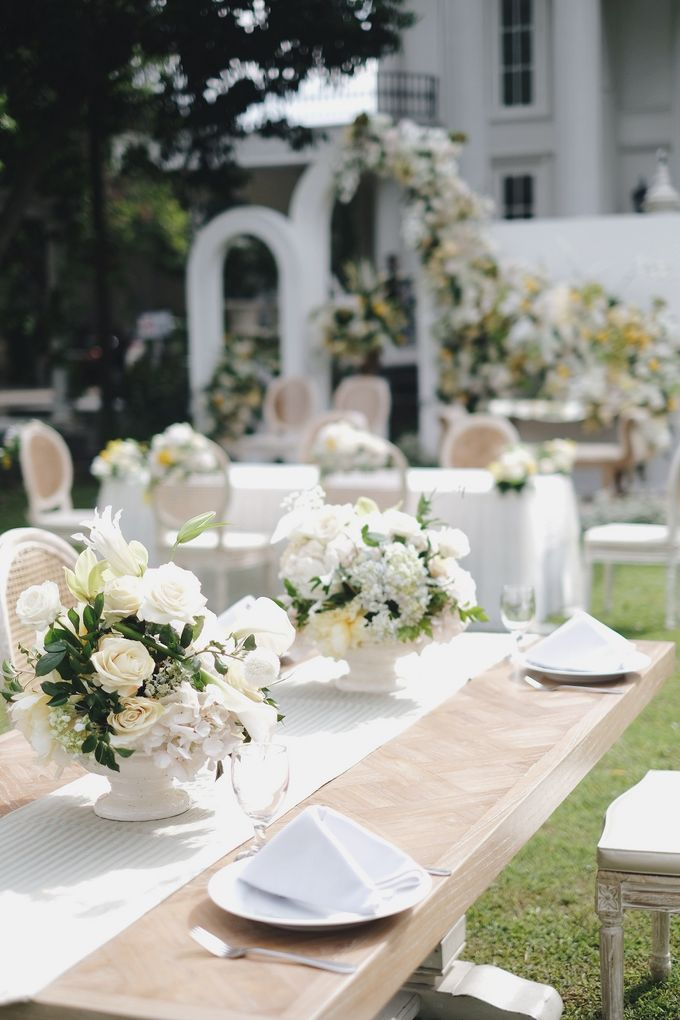 Intimate Wedding At The Manor Andara by redberry wedding - 010