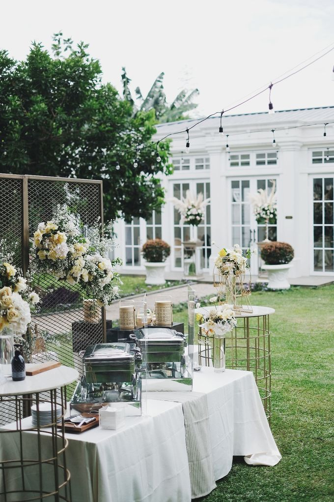 Intimate Wedding At The Manor Andara by redberry wedding - 017