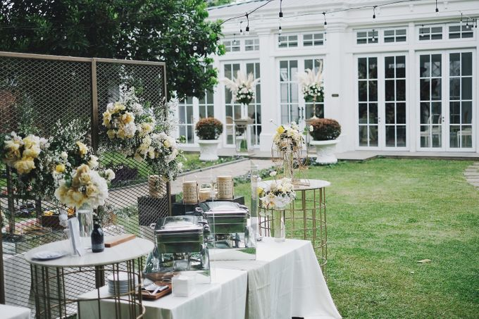 Intimate Wedding At The Manor Andara by redberry wedding - 031